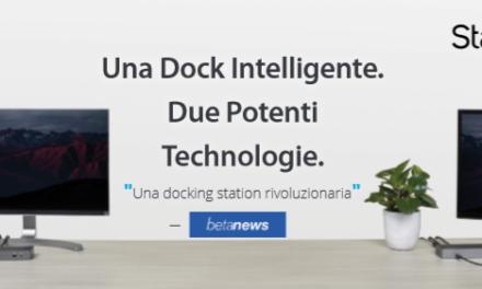 Una docking station rivoluzionaria