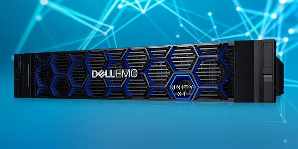 Dell EMC Unity XT: miliardi di dati non sono un problema